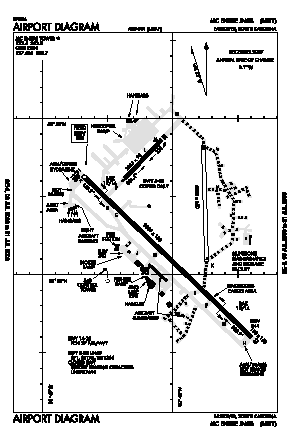 Mc Entire Jngb Airport (MMT) diagram