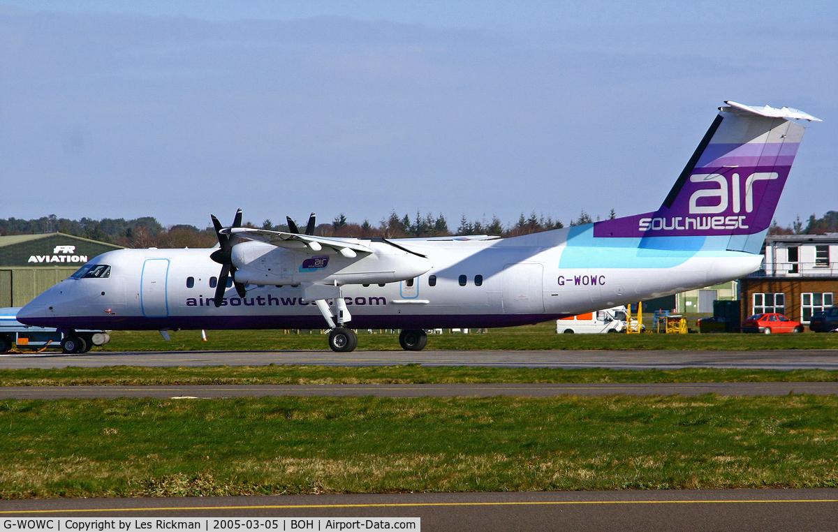 Air Southwest G WOWC