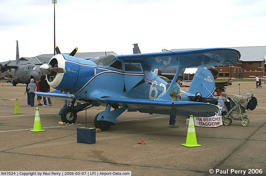 N47024, 1928 Beech C17B C/N C17B-102, A true rarity these days, and a gorgeous one at that