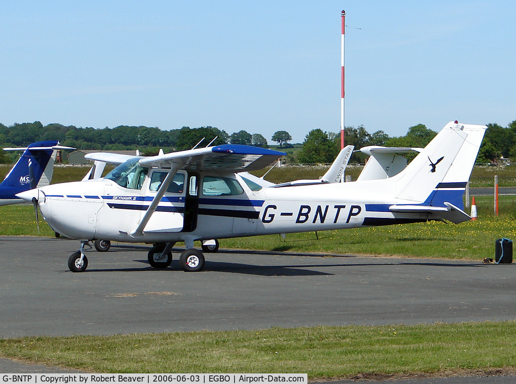 G-BNTP, 1978 Cessna 172N Skyhawk C/N 172-72030, Cessna 172N Skyhawk