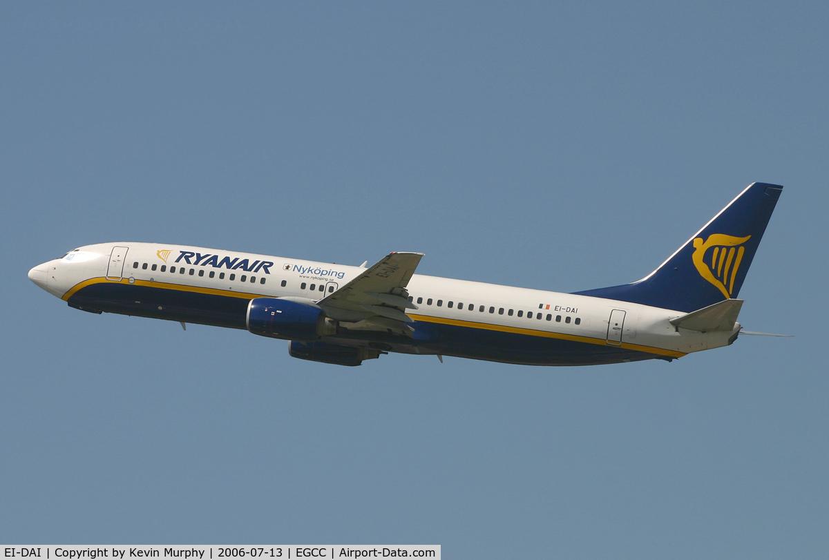 EI-DAI, 2003 Boeing 737-8AS C/N 33547, Ryan 737