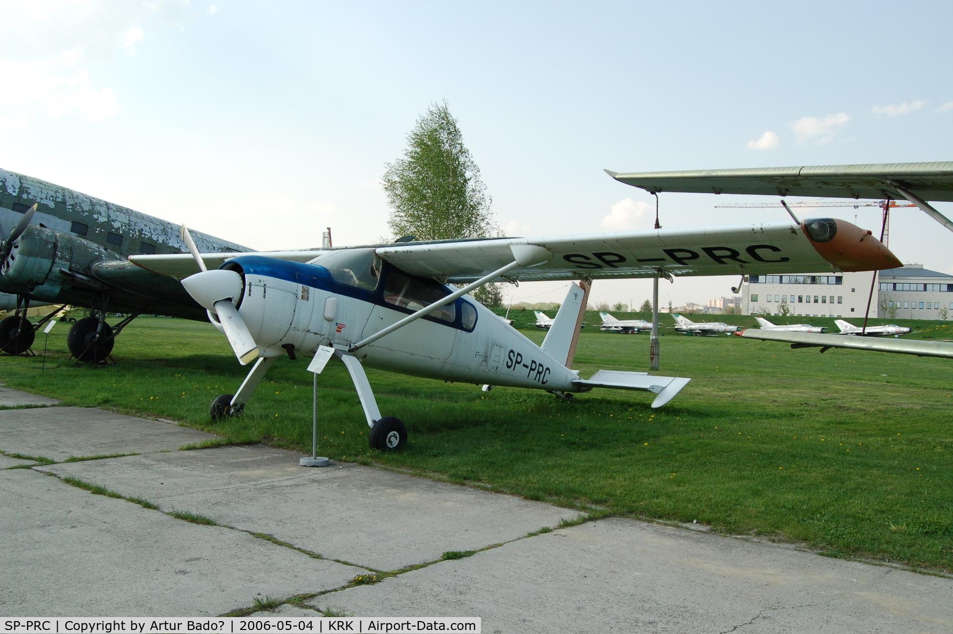 SP-PRC, 1989 PZL-Okecie PZL-105 Flamingo C/N Prototype, PZL