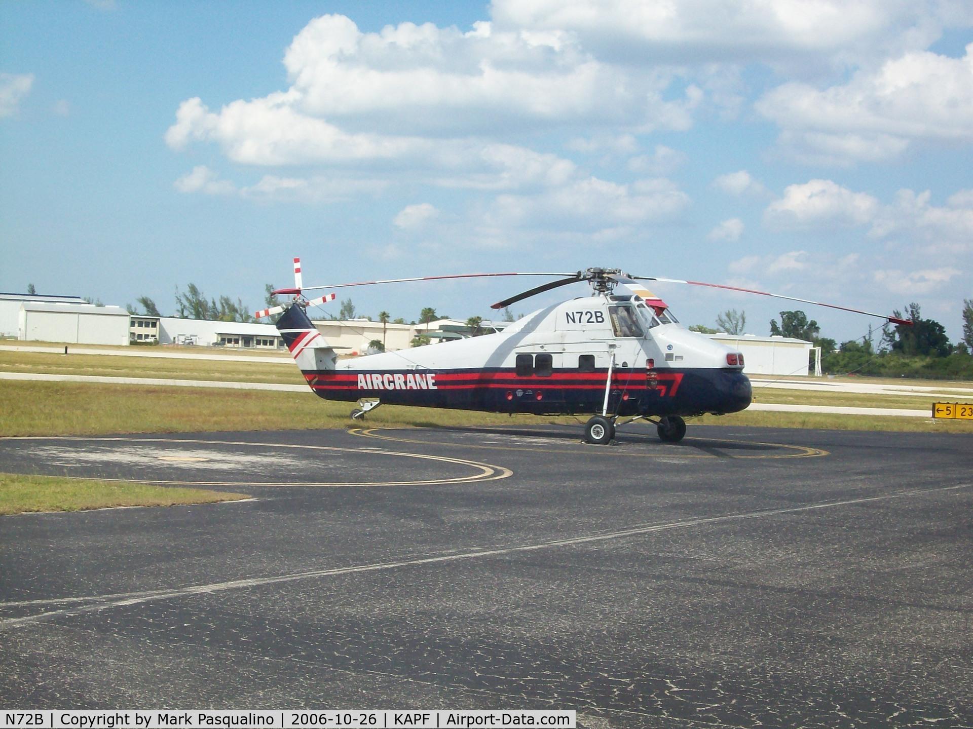 N72B, 1963 Sikorsky S-58T C/N 58-1626, S-58T