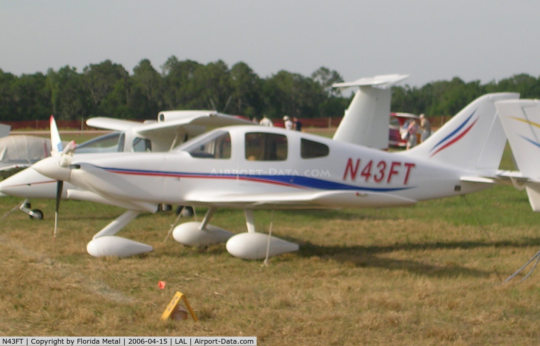 N43FT, 2003 Team Tango Foxtrot C/N F003, Sun n Fun