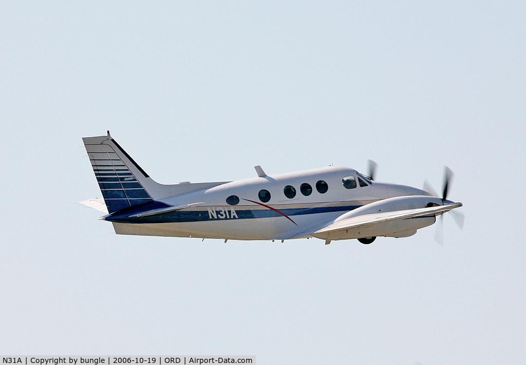 N31A, 1978 Beech E-90 King Air C/N LW-281, NBAA Orlando 2006