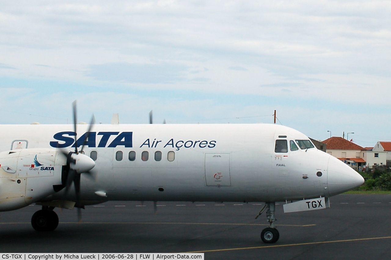 CS-TGX, 1990 British Aerospace ATP C/N 2025, CS-TGX