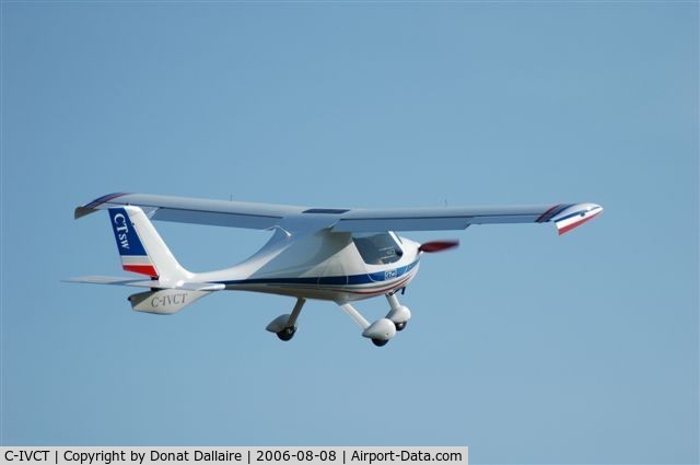 C-IVCT, 2005 Flight Design CTSW C/N 05-01-02, 80 hp Rotax 912 equipped