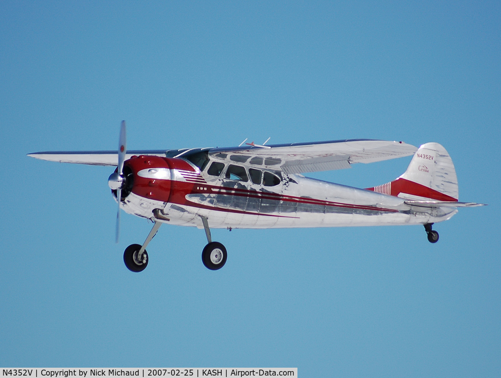 Real Cessna 195