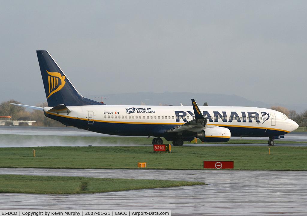 EI-DCD, 2004 Boeing 737-8AS C/N 33562, Pride of Scotland