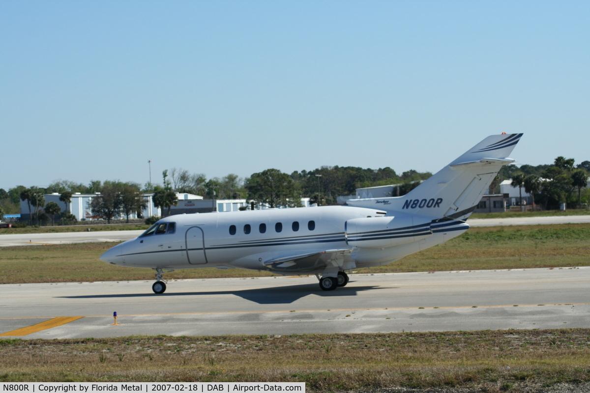 N800R, 2004 Raytheon Aircraft Company Hawker 800XP C/N 258694, NASCAR