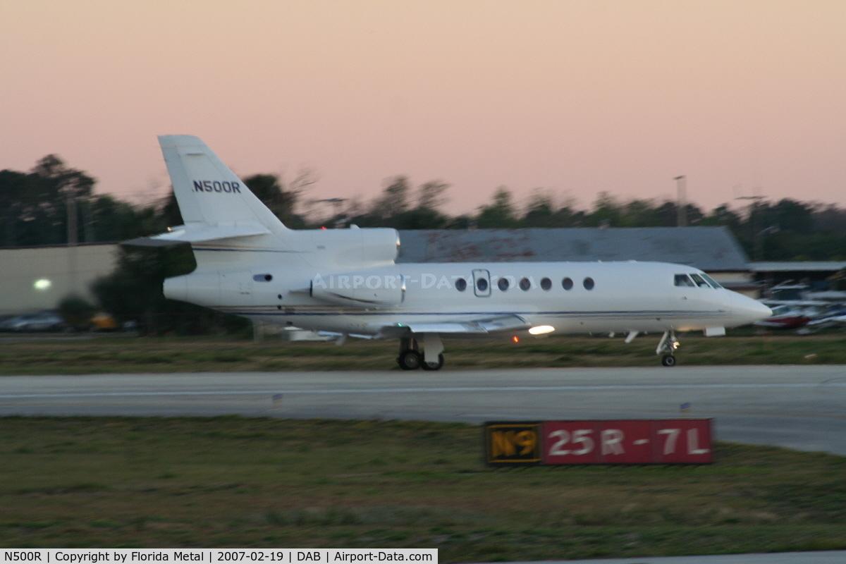 N500R, 2002 Dassault Mystere Falcon 50 C/N 323, NASCAR Inc.