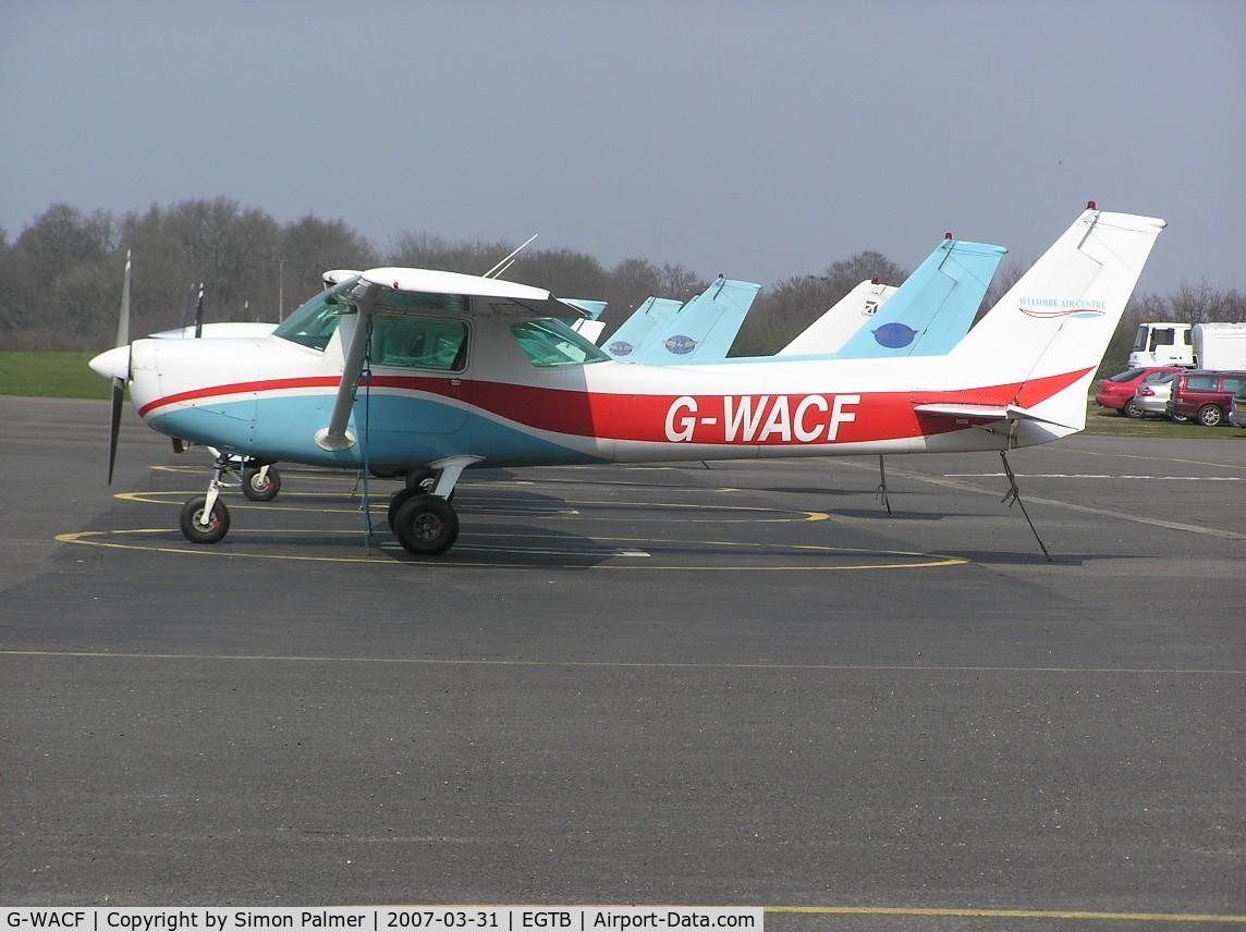 G-WACF, 1980 Cessna 152 C/N 152-84852, Cessna 152