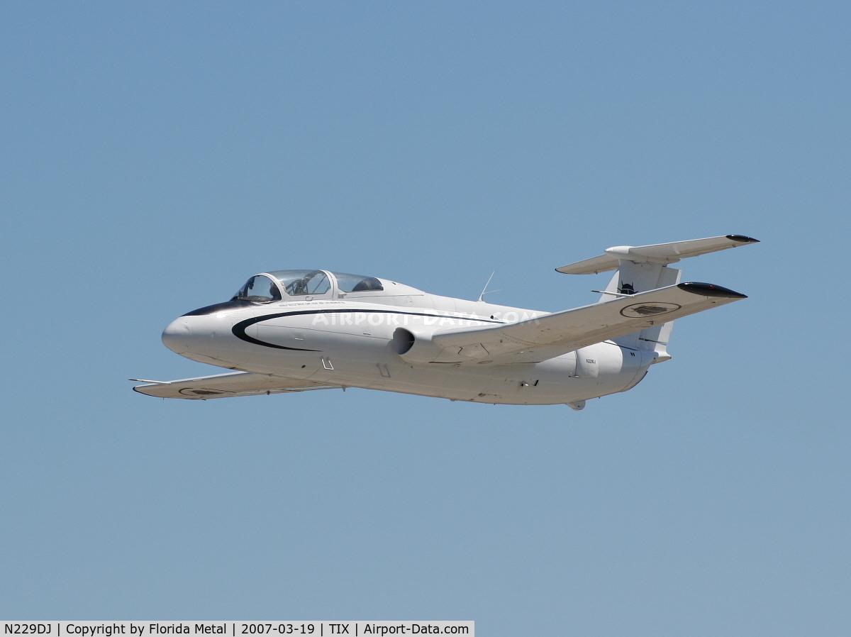 N229DJ, 1967 Aero L-29 Delfin C/N 792607, L-29