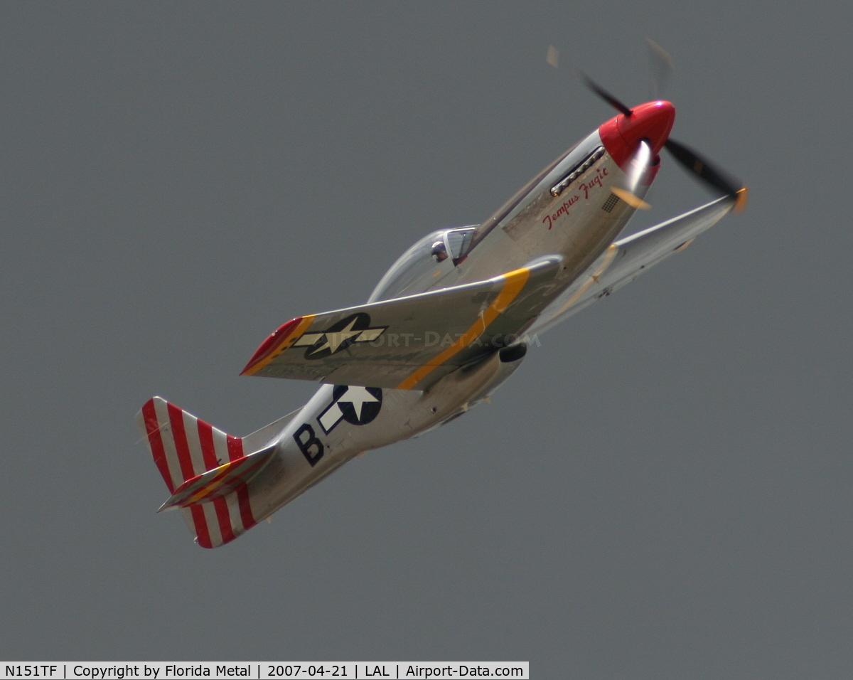N151TF, 1944 North American P-51D Mustang C/N 44-63865, P-51D