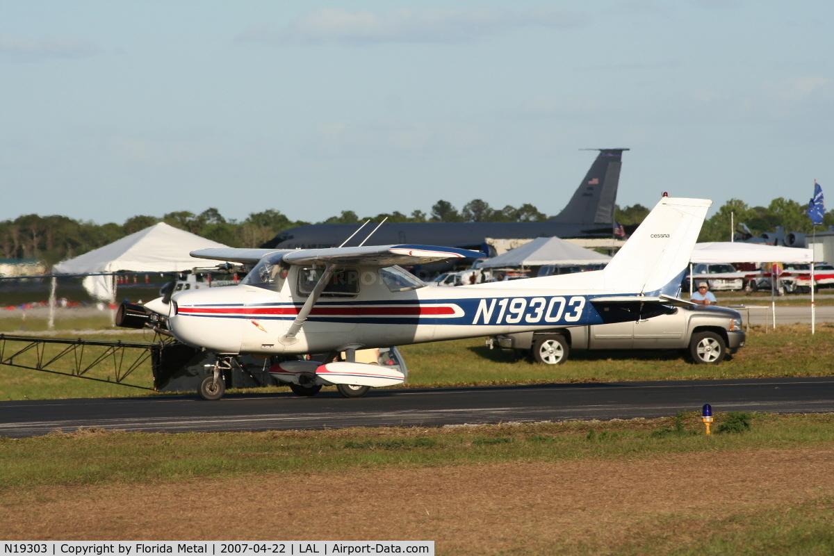 N19303, 1973 Cessna 150L C/N 15074320, C150L