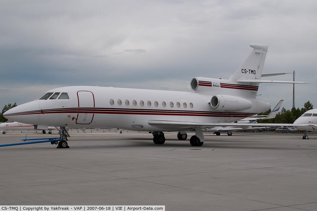 CS-TMQ, 1998 Dassault Falcon 900B C/N 175, Heliavia Falcon 900