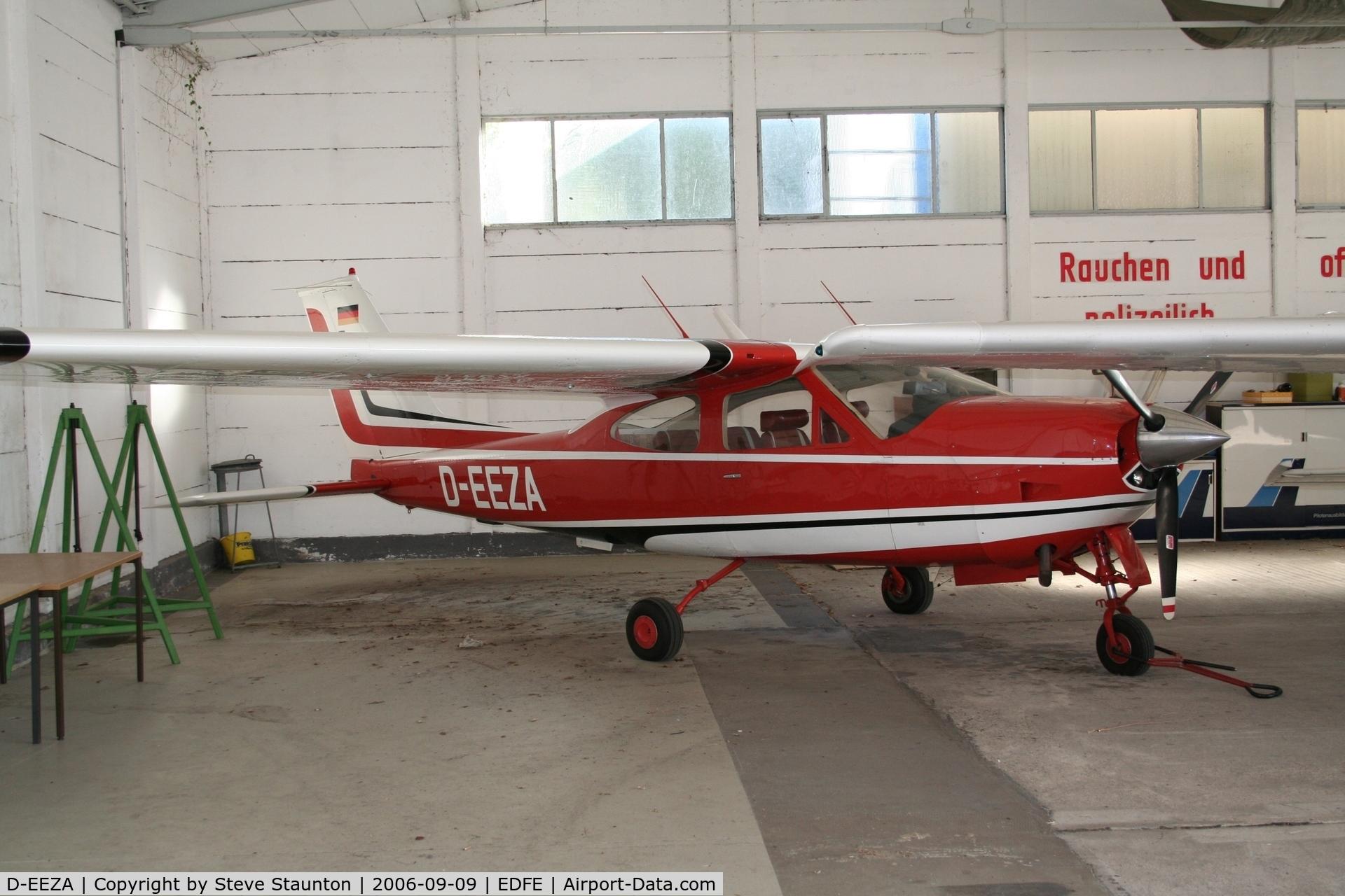 D-EEZA, Reims F172RG C/N 0062, Taken at Egelsbach September 2006