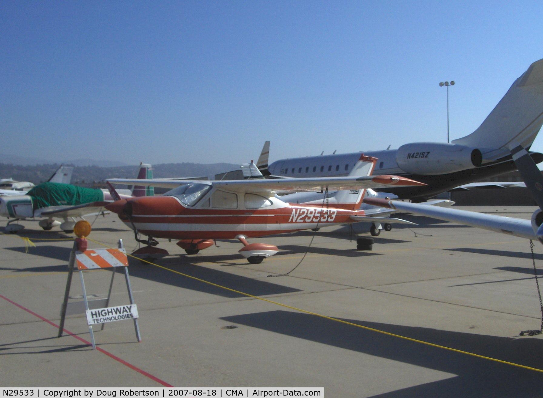 N29533, 1968 Cessna 177 Cardinal C/N 17700947, 1968 Cessna 177 CARDINAL, Lycoming O-320 150 Hp