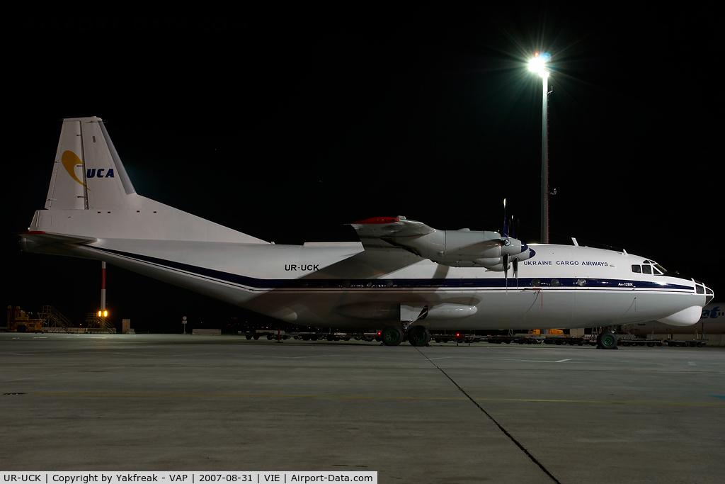 UR-UCK, Antonov An-12BK C/N 9346905, Ukraine Cargo Airways Antonov 12