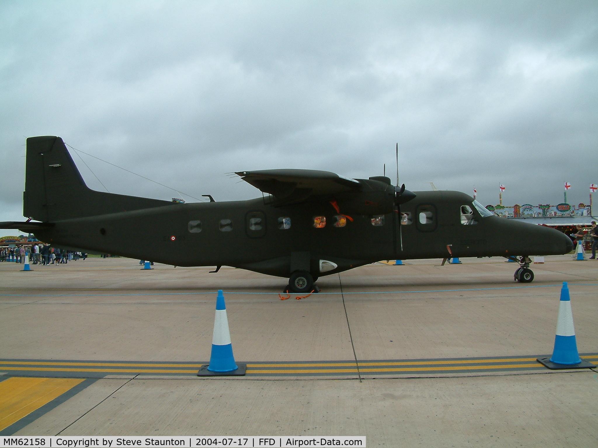 MM62158, 1992 Dornier 228-212 C/N 8209, Royal International Air Tattoo 2004