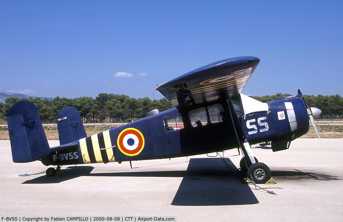 F-BVSS, Max Holste MH-1521C-1 Broussard C/N 021, n°021