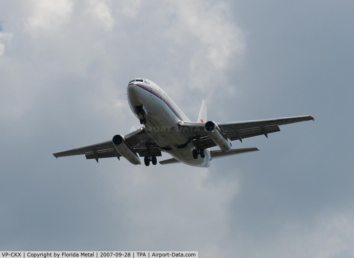 VP-CKX, 1984 Boeing 737-236 C/N 23162, Caymen Islands Air