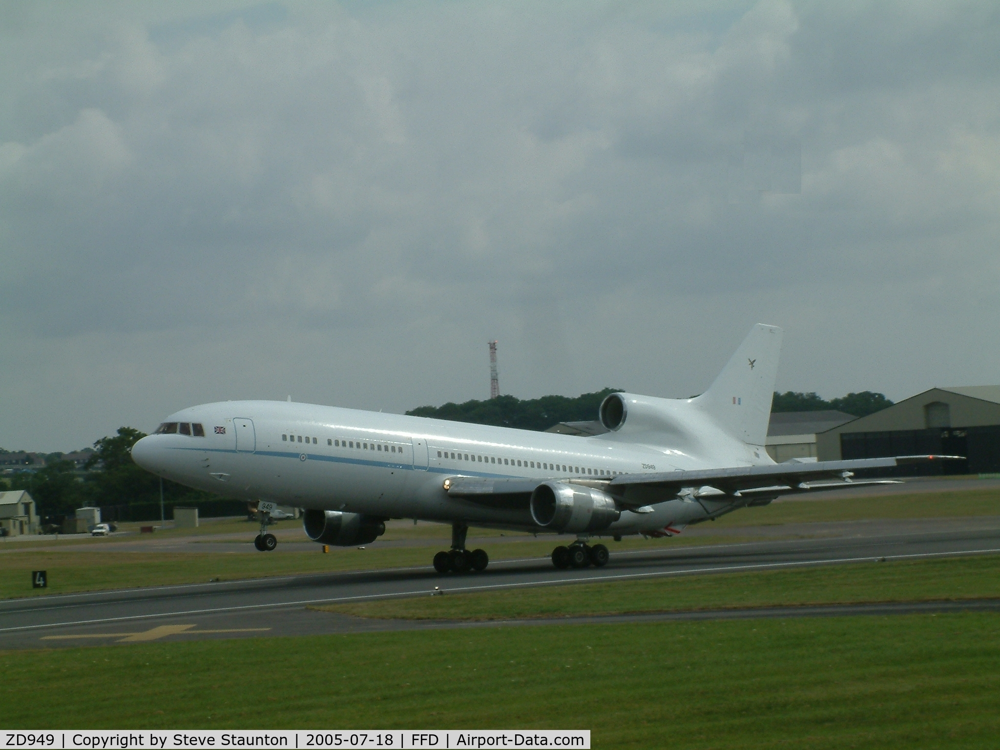 ZD949, 1979 Lockheed L-1011-385-3 TriStar K1 (500) C/N 193V-1159, Royal International Air Tattoo 2005