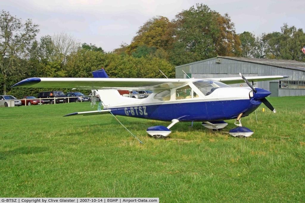 G-BTSZ, 1969 Cessna 177A Cardinal C/N 177-01198, Previous ID: N30332