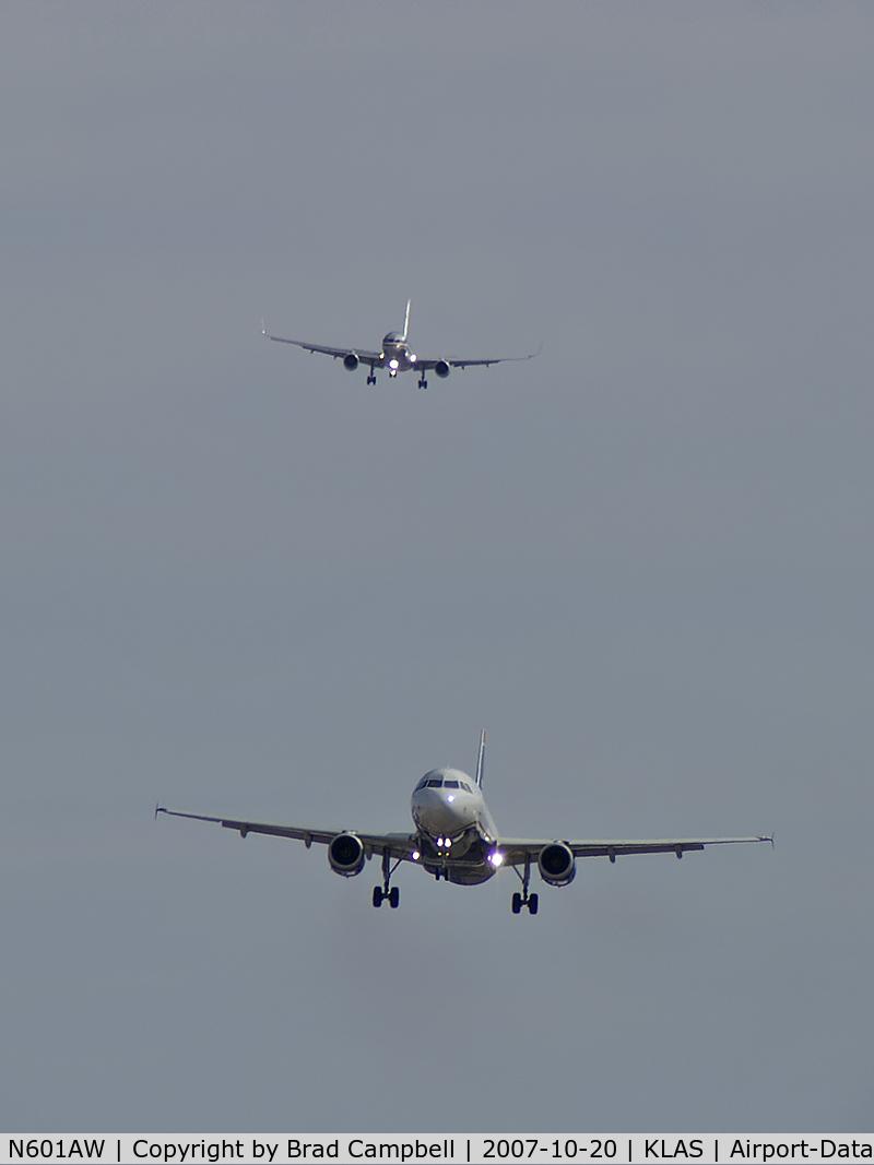 N601AW, 2003 Airbus A320-232 C/N 1935, US Airways / 2003 Airbus Industrie A320-232