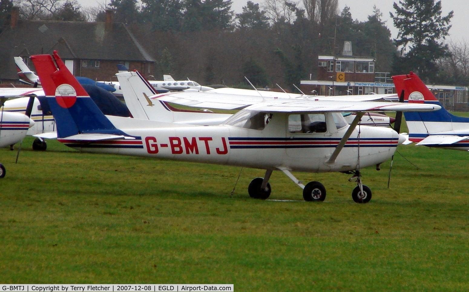 G-BMTJ, 1981 Cessna 152 C/N 152-85010, Cessna 152 at Denham
