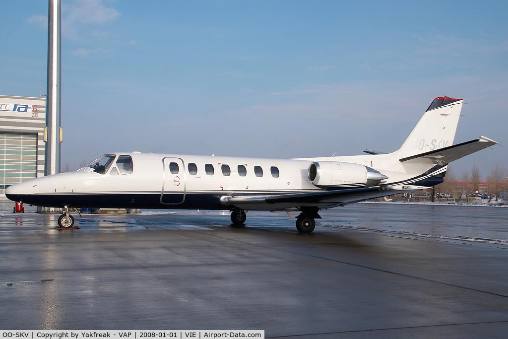 OO-SKV, 1996 Cessna 560 Citation V C/N 560-0153, Cessna 560 Citation 5