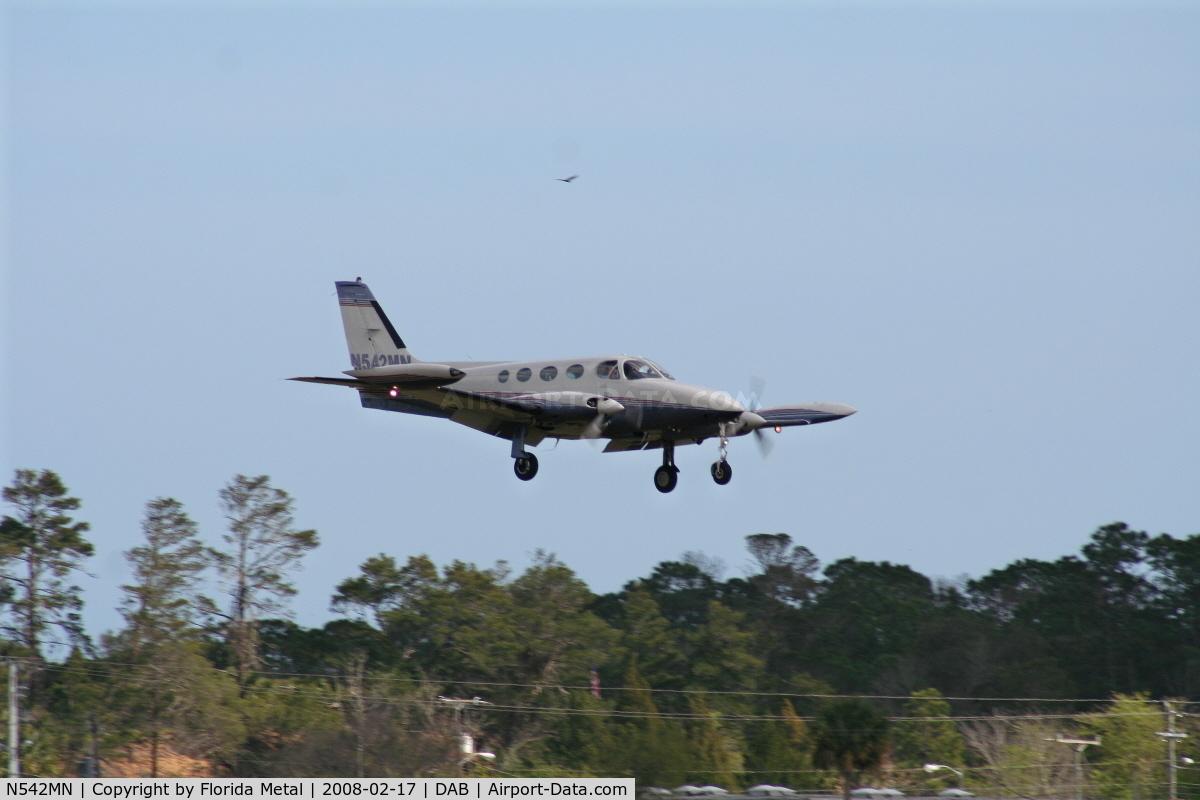 N542MN, 1976 Cessna 340A C/N 340A0109, C340