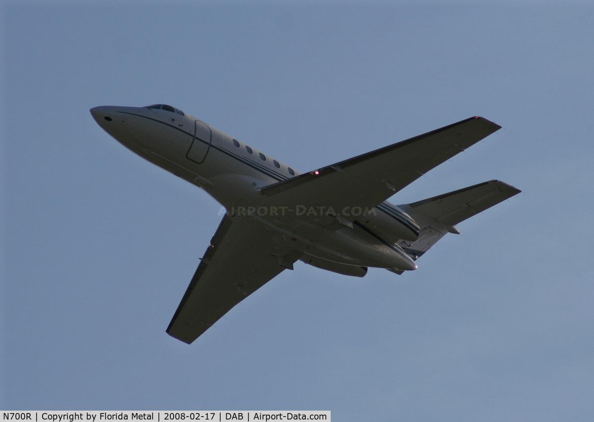 N700R, 2004 Raytheon Hawker 800XP C/N 258692, NASCAR Inc.