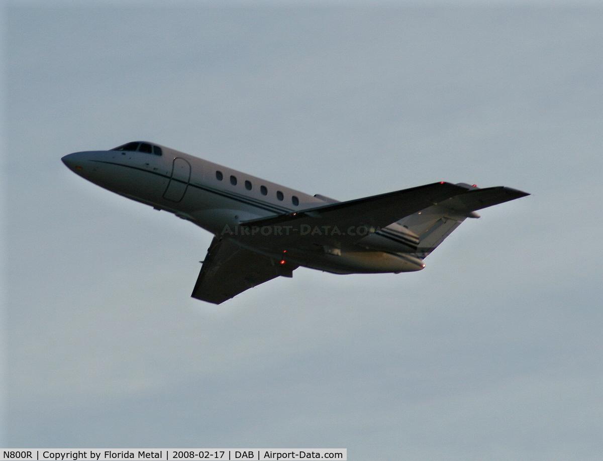 N800R, 2004 Raytheon Aircraft Company Hawker 800XP C/N 258694, NASCAR Inc.