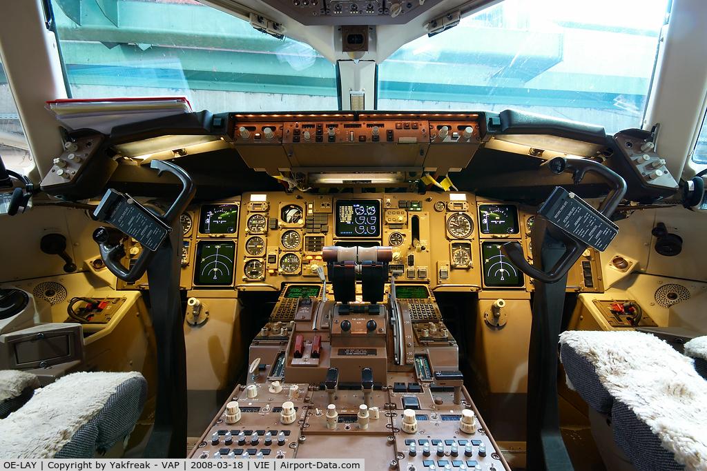 OE-LAY, 1998 Boeing 767-3Z9/ER C/N 29867, Austrian Airlines Boeing 767-300