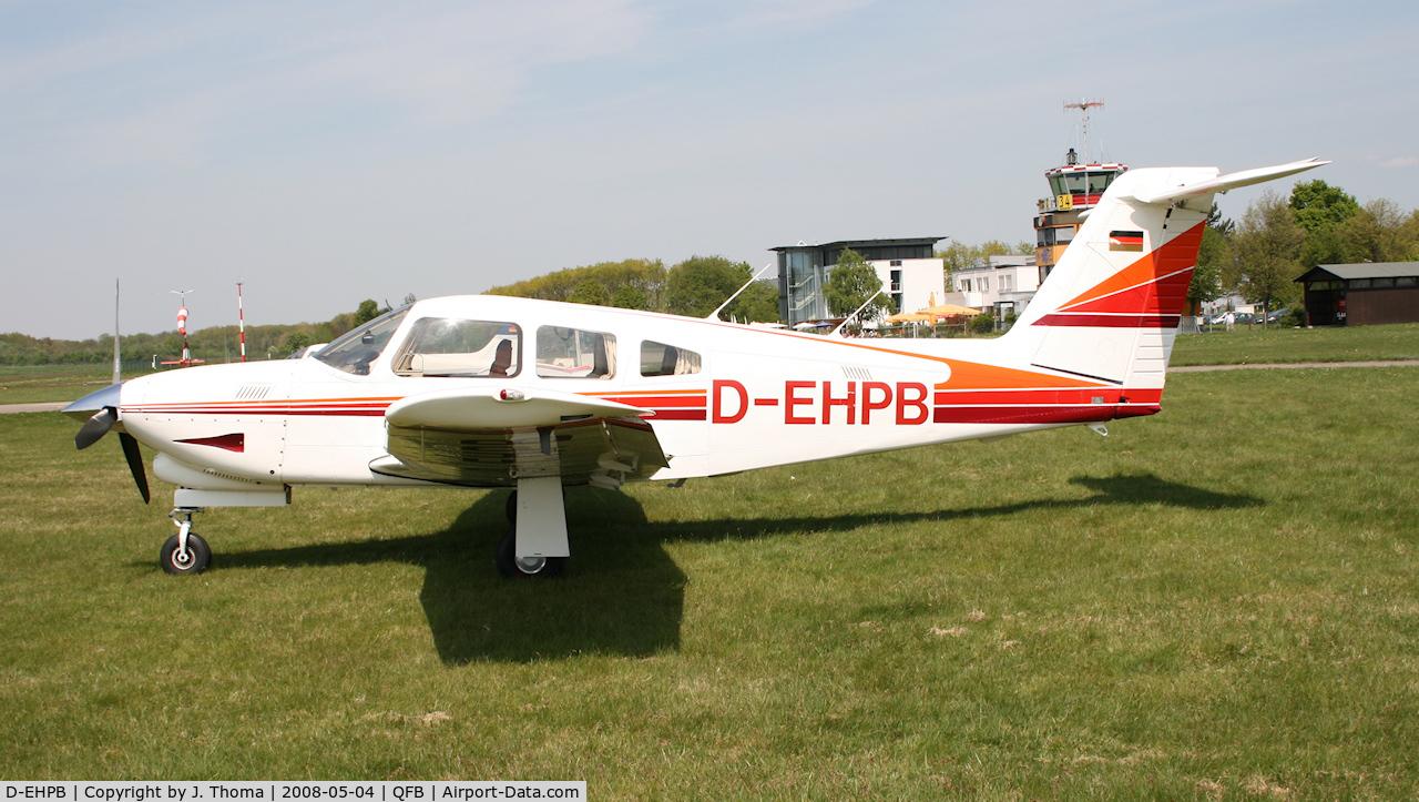 D-EHPB, 1981 Piper PA-28RT-201T Turbo Arrow IV Arrow IV C/N 28R-8131001, Piper PA-28R-201T Turbo Arrow III