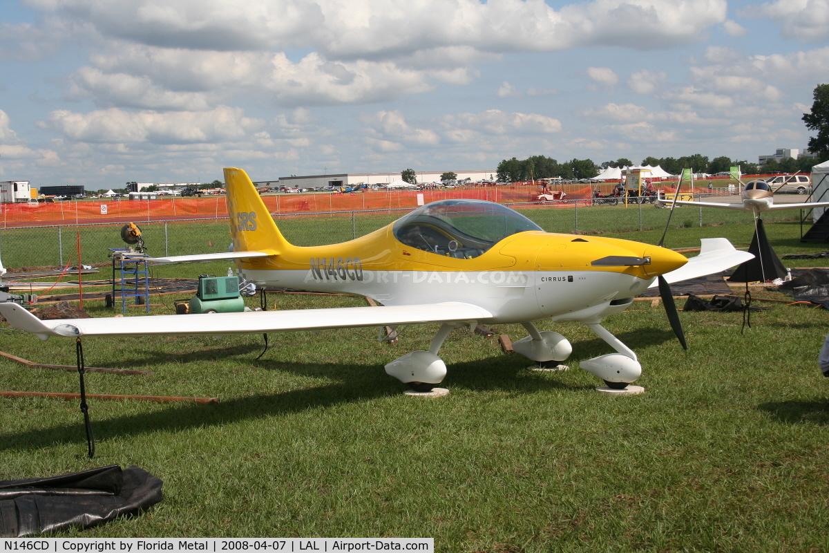 N146CD, 2007 Fk Leichtflugzeuge B&f Gmbh FK-14B POLARIS C/N 014-