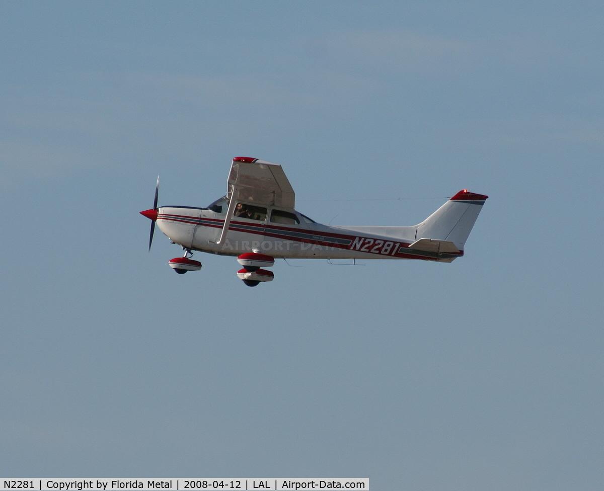 N2281, 1979 Cessna R172K Hawk XP C/N R1723129, Cessna 172
