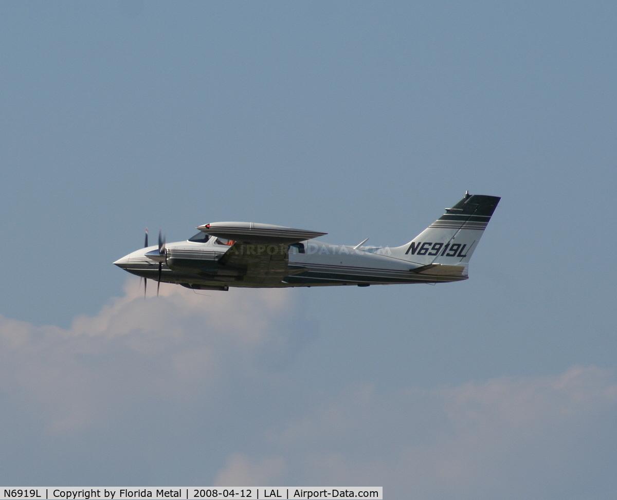N6919L, 1965 Cessna 310K C/N 310K0019, Cessna 310K
