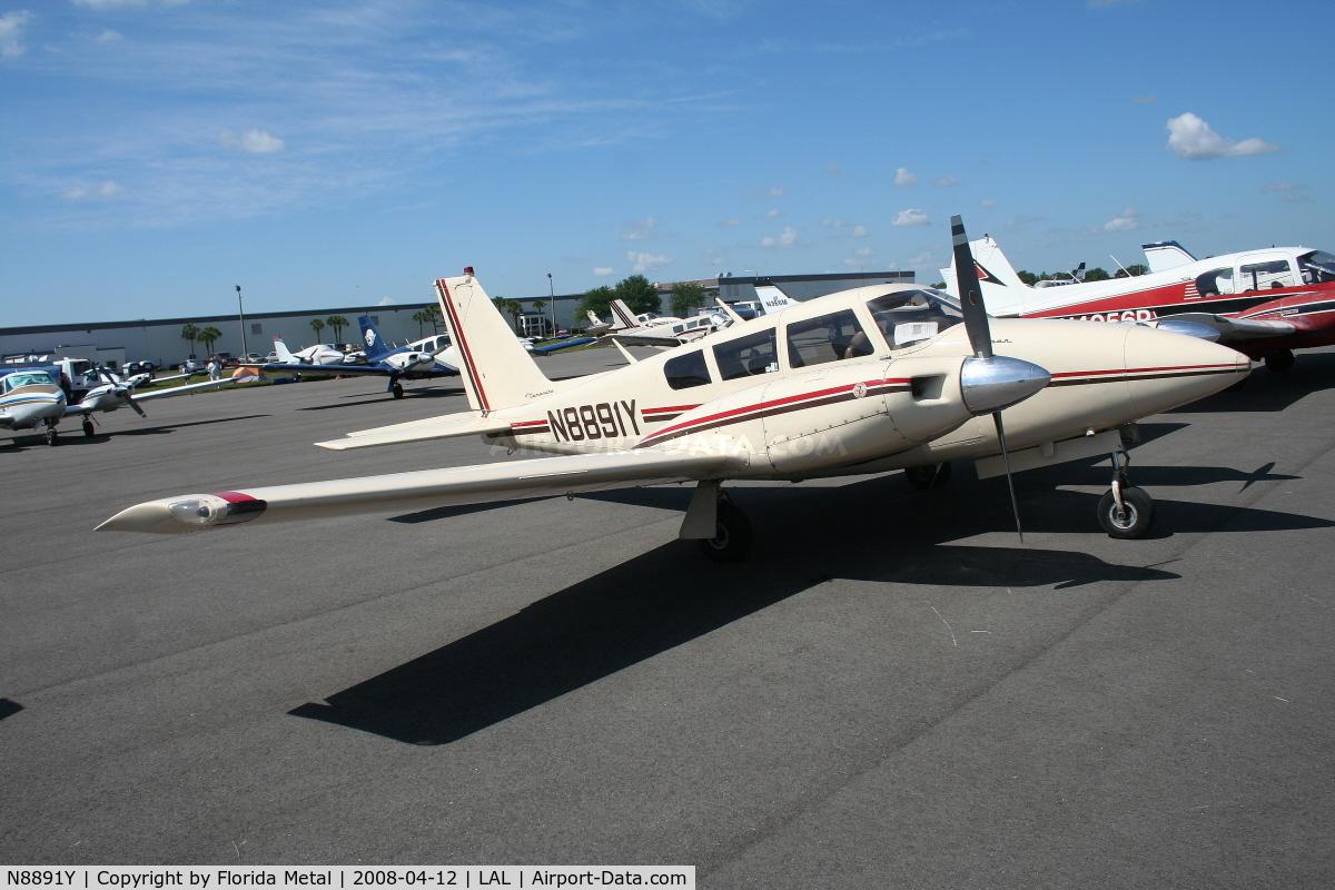 N8891Y, 1970 Piper PA-39 C/N 39-49, Piper PA-39