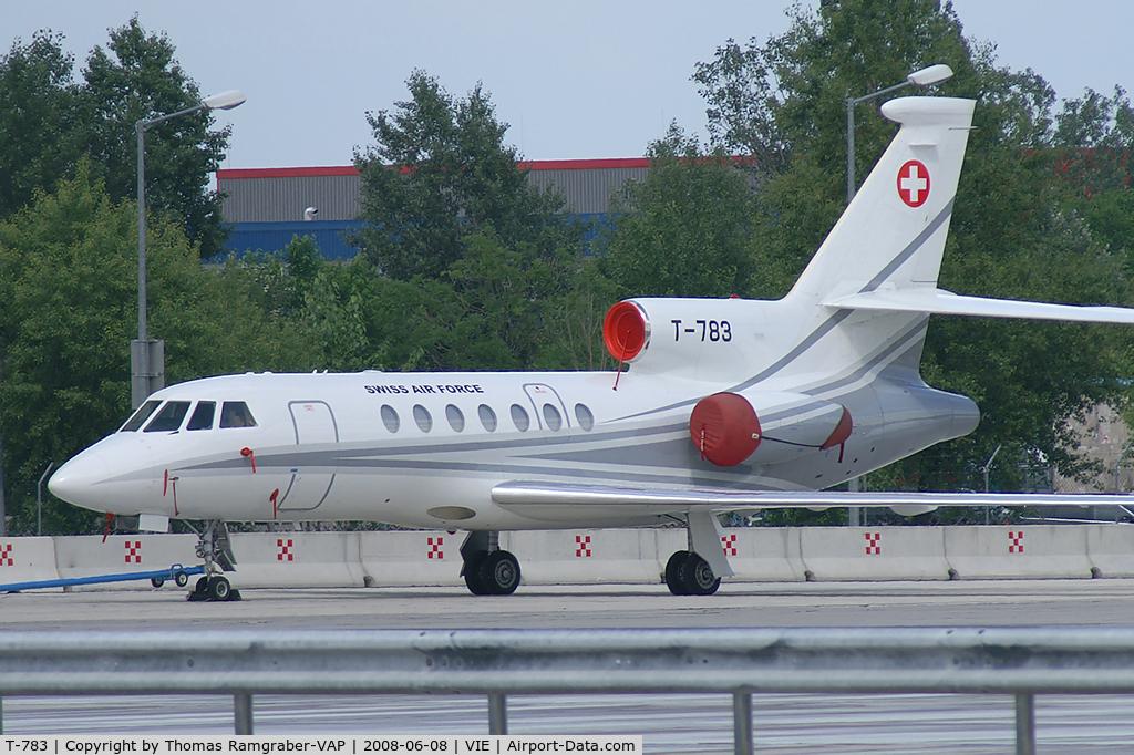 T-783, Dassault Falcon 50 C/N 67, Switzerland - Air Force Dassault Falcon 50