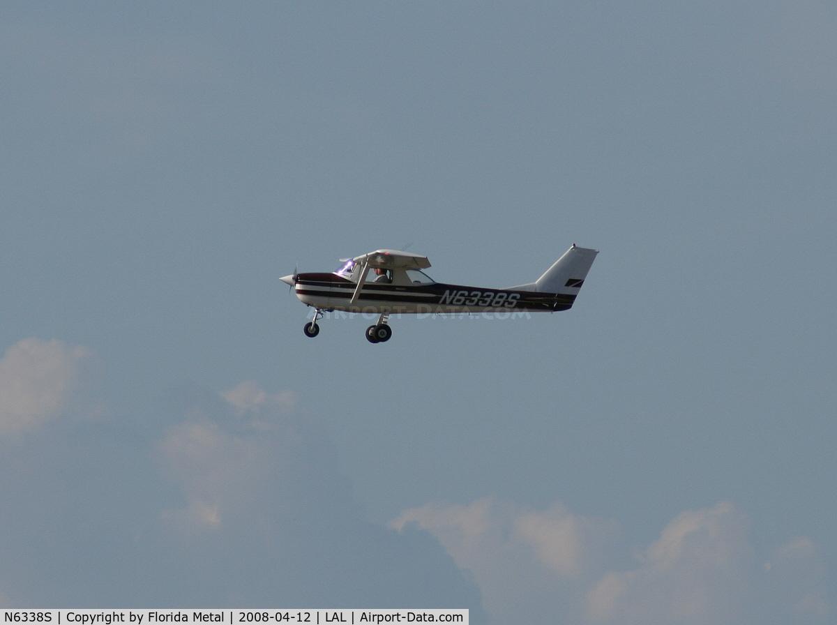 N6338S, 1967 Cessna 150G C/N 15067138, Cessna 150G