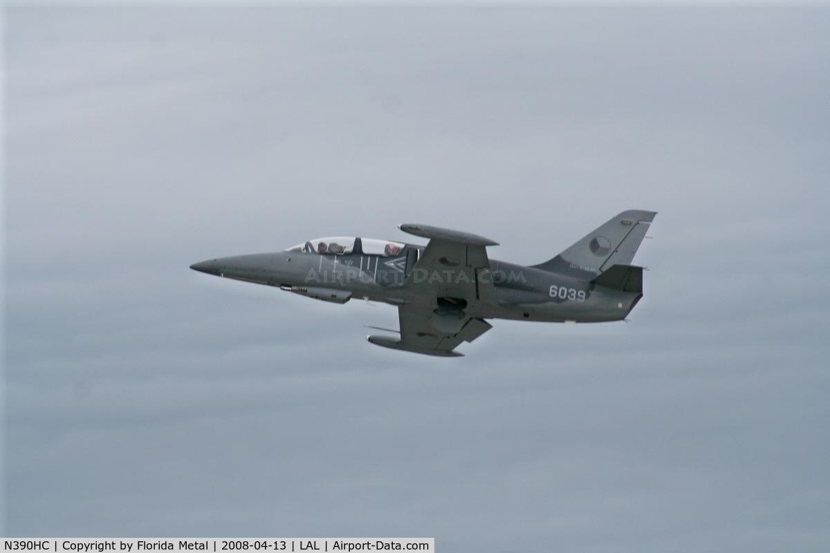N390HC, 1984 Aero L-39ZA Albatros C/N 432832, L-39