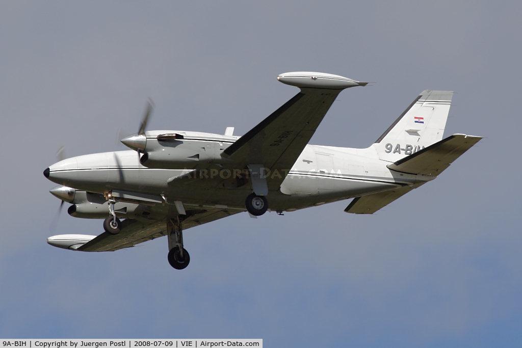 9A-BIH, Piper PA-31T1 Cheyenne I C/N 31T1104016, Piper PA-31T1 Cheyenne I