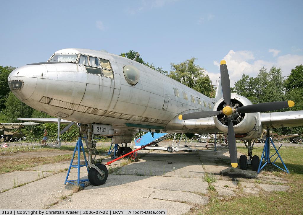 3133, Avia Av-14R C/N 156913133, Avia Av-14