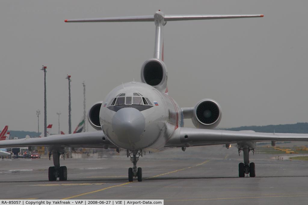 RA-85057, 1989 Tupolev Tu-154M C/N 07A1001, Samara Government Tupolev 154
