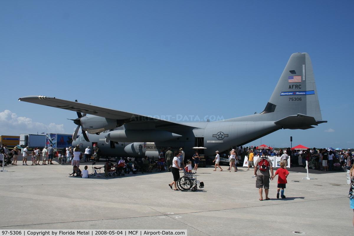 97-5306, 1997 Lockheed Martin WC-130J Hercules C/N 382-5476, WC-130J Hercules