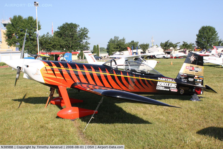 N389BB, 1999 Vans RV-4 C/N 9801, EAA AirVenture 2008