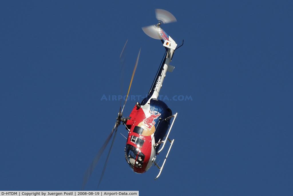 D-HTDM, MBB Bo-105CB-4 C/N S-140, Flying Bulls Eurocopter BO-105CBS-4