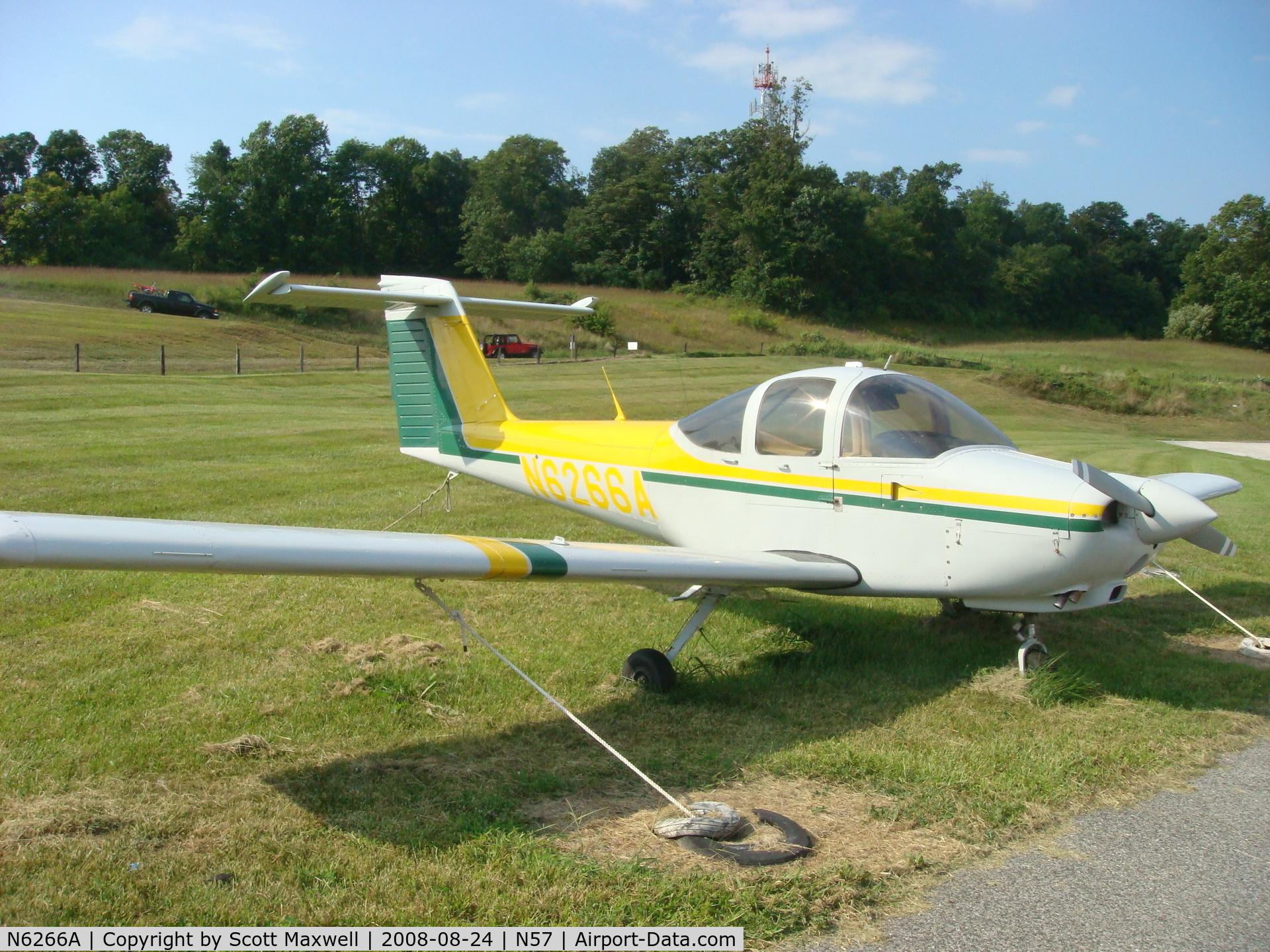 Aircraft N6266A (1978 Piper PA-38-112 C/N 38-78A0359) Photo by Scott ...